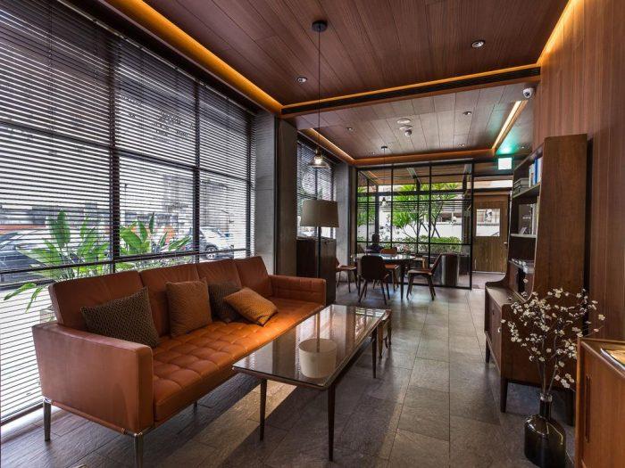 Inhouse Residence, beste mid-range hotel in Daan District