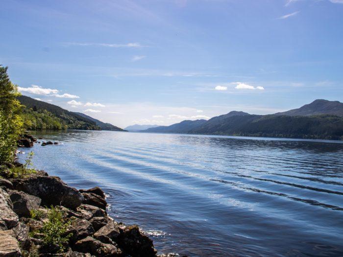 Loch Ness Oever