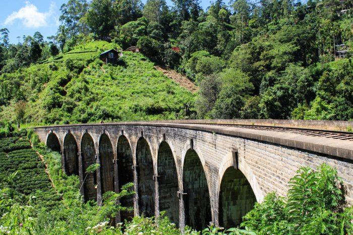 Nine Arches Bridge Ella