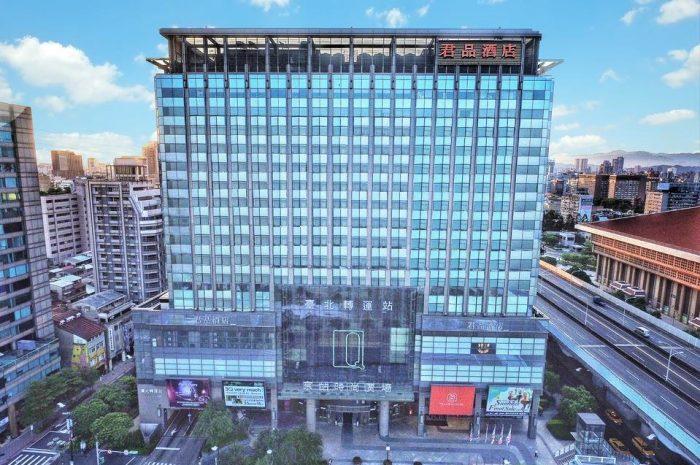 Palais de Chine, beste luxe hotel in Taipei