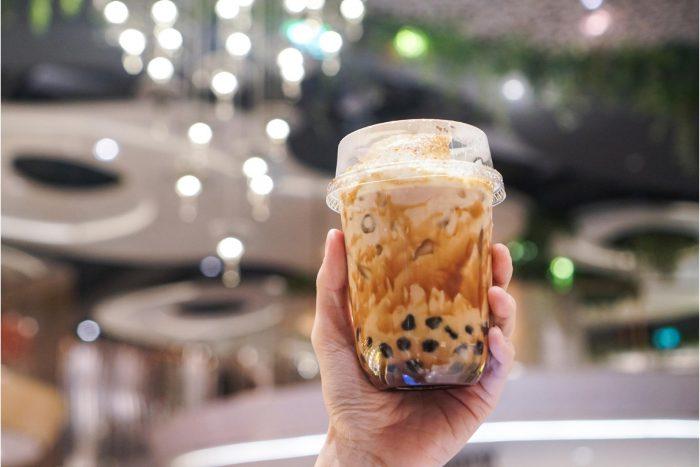 Parelmelkthee (Bubble Tea)