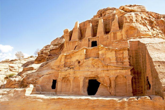 Petra in Jordanië Bezoeken