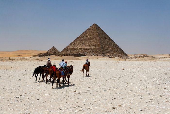 Piramide van Mycerinus