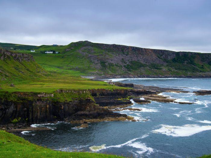 Rubha Nam Brathairean (Brother's Point) Isle of Skye
