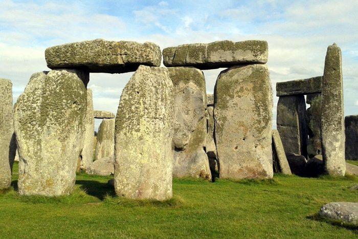 Stonehenge Bezoeken Verenigd Koninkrijk
