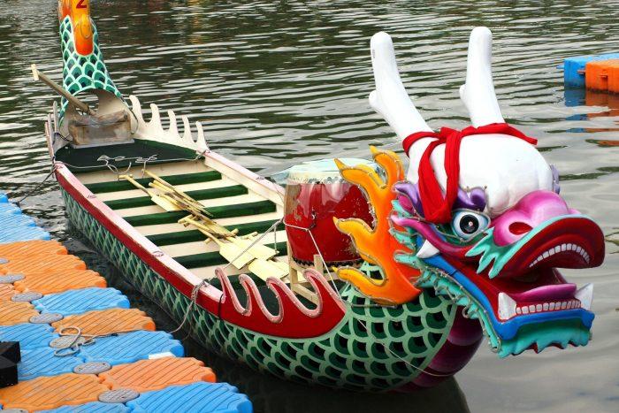 Taipei Draken Boot