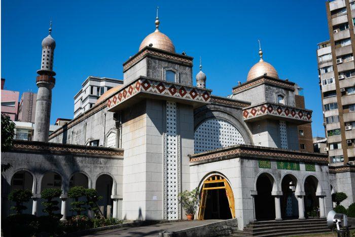 Taipei Grote Moskee