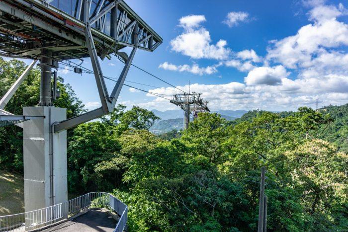 Taipei Maokong Kabelbaan