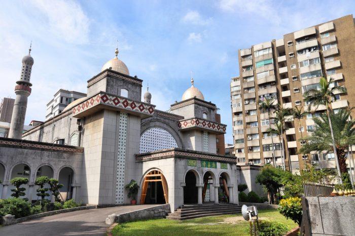 Taipei Moskee