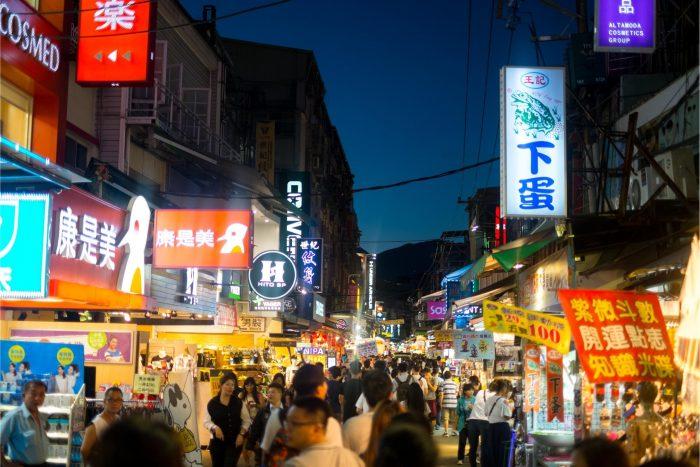 Taipei Nachtmarkt
