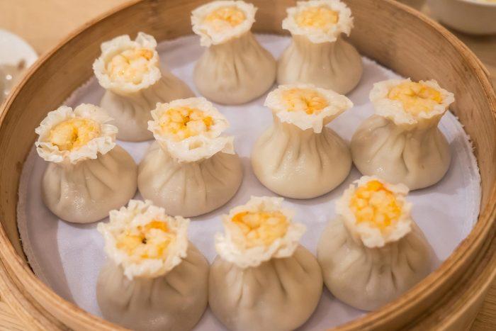 Taipei Ontbijt Dumplings