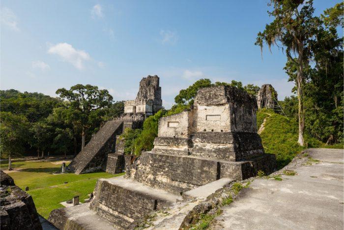 Tikal Ruïnes