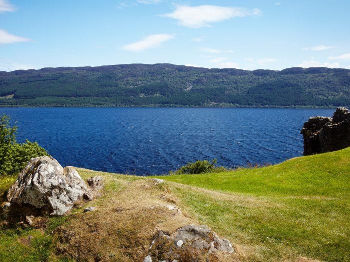 Urquhart Castle Loch Ness Meer
