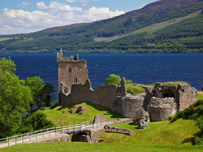 Urquhart Castle Toren