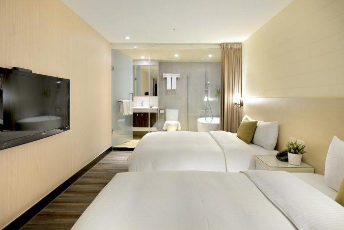 Via Hotel, beste mid-range hotel in Taipei, Taiwan