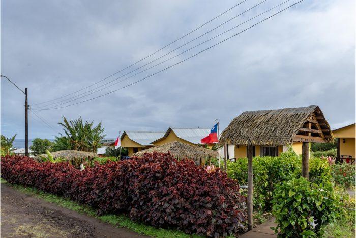 Accommodaties Paaseiland