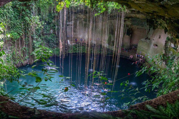 Chichen Itza - Cenote