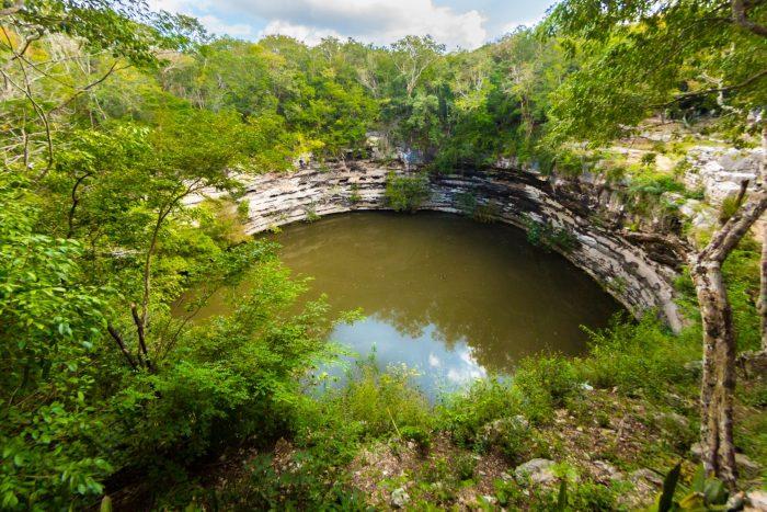 Chichen Itza - Cenote De Los Sacrificios