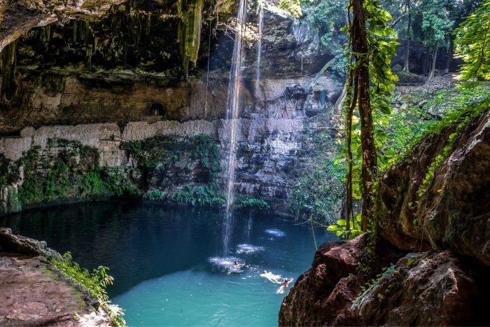 Chichen Itza - Cenote Zaci