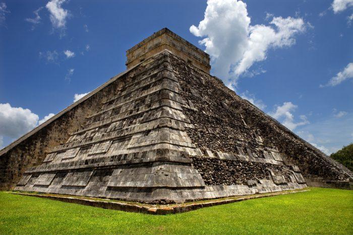 Chichen Itza - De Piramide