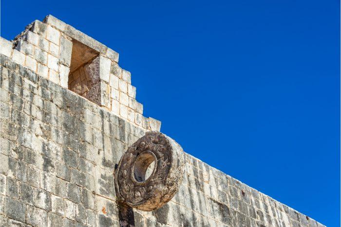 Chichen Itza - Grote Balspelbaan van de Maya