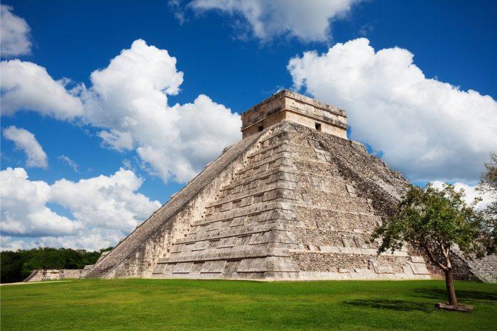 Chichen Itza Piramide