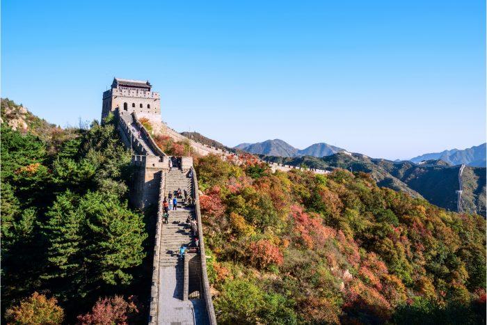 Chinese Muur - Badaling