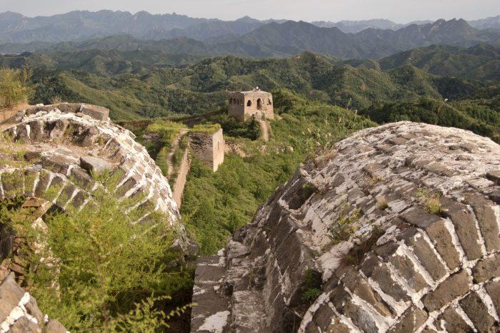 Chinese Muur - Gubeikou Bezoeken
