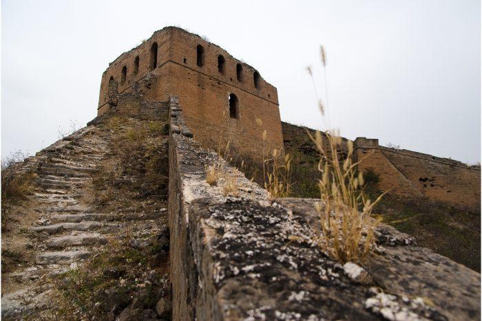 Chinese Muur - Gubeikou Ruïnes