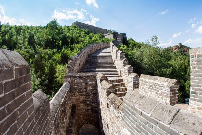 Chinese Muur - Jinshanling