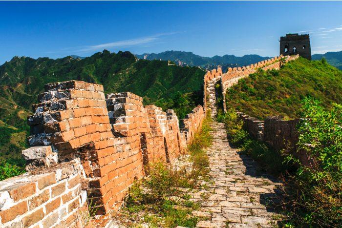 Chinese Muur - Jinshanling Bezoeken