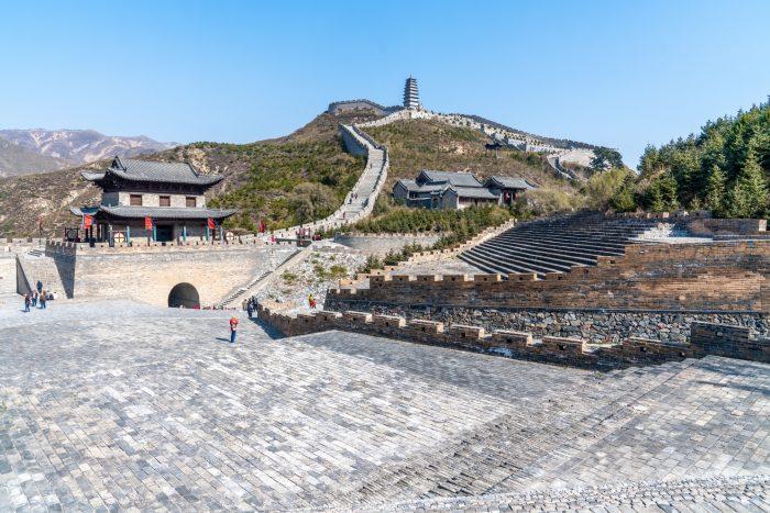 Chinese Muur - Shuiguan