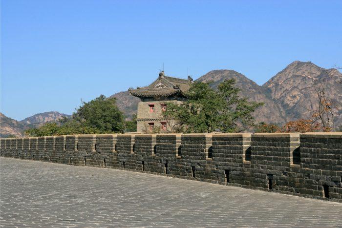 Chinese Muur - Shuiguan (De Water Pas)