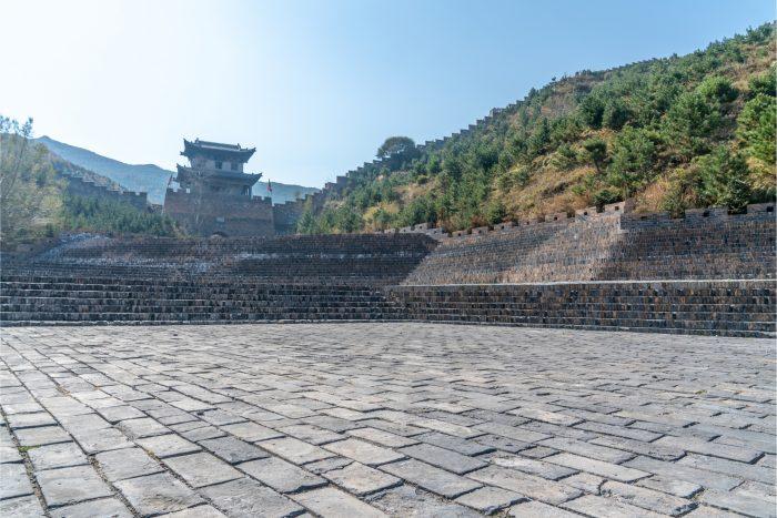 Chinese Muur - Shuiguan (Water Pas)