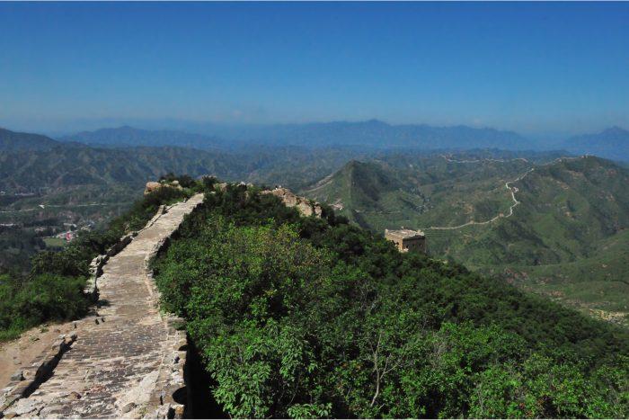 Chinese Muur - Simatai Origineel