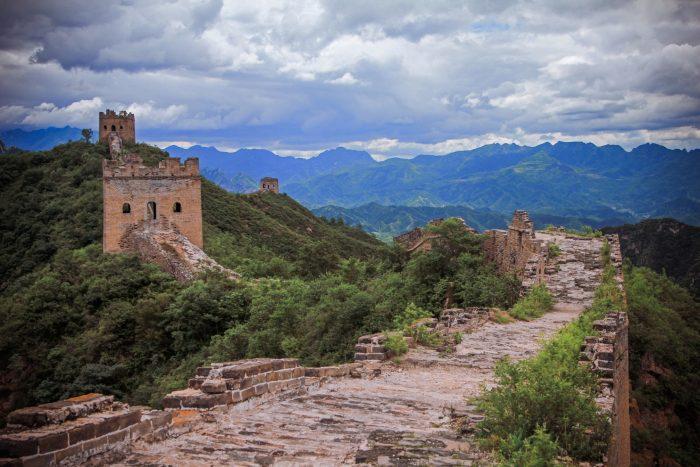 Chinese Muur - Simatai Originele Muur