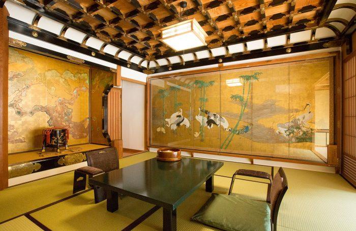 Kamer in een Tempelverblijf in Koyasan