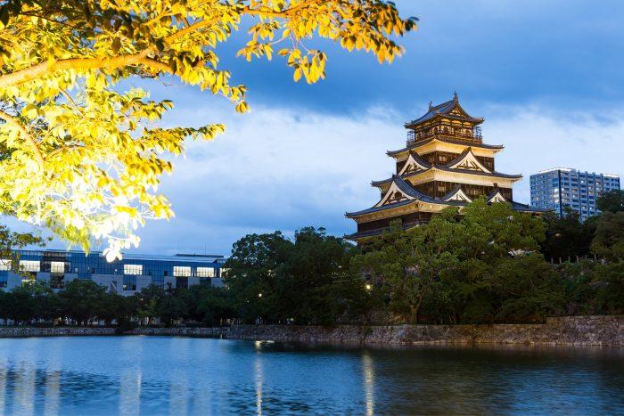 Kasteel van Hiroshima