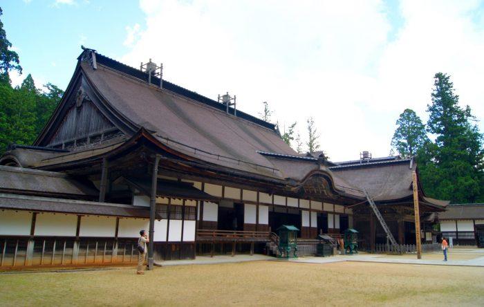 Kongobuji Tempel in Koyasan
