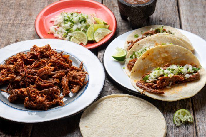 Mexicaans Eten - Barbacoa