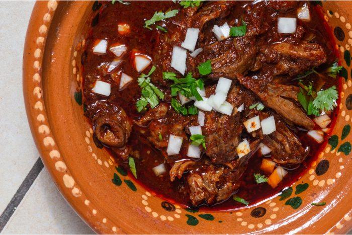 Mexicaans Eten - Birria