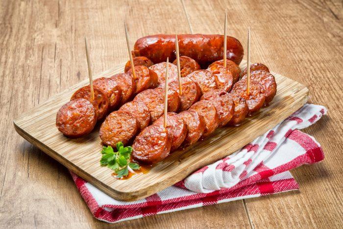 Mexicaans Eten - Chorizo