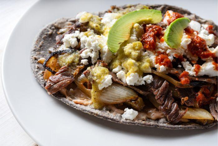 Mexicaans Eten - Huaraches