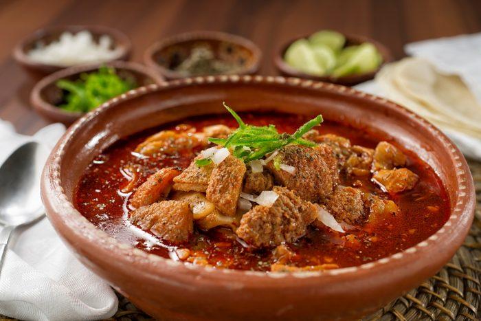 Mexicaans Eten - Menudo