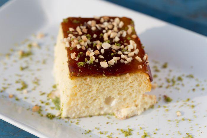 Mexicaans Eten - Tres leches cake