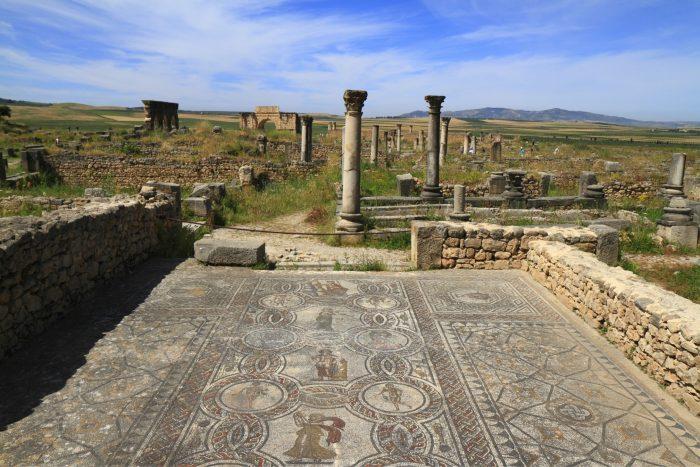 Romeinse Ruïnes van Volubilis