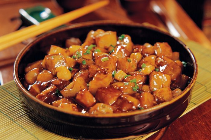Chinees Eten in Tokyo