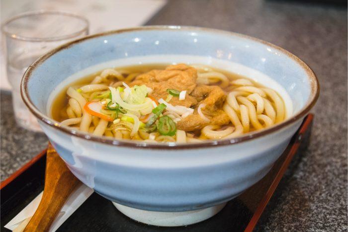 Eten in Tokyo - Udon