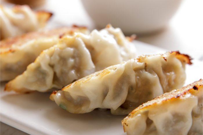Gyoza - Gebakken dumplings