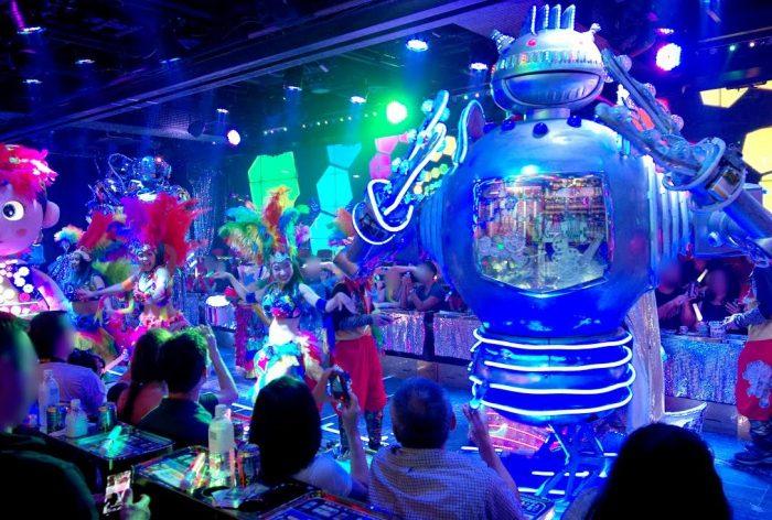 Het chaotische Robot Restaurant